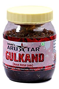 Arustar Gulkand (Rose Petal jam) - 400 gm
