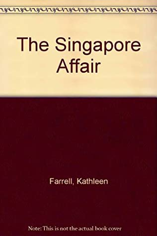 book cover of The Singapore Affair