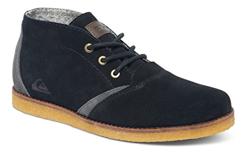 Quiksilver Harpoon, Zapatos Cordones Oxford Hombre