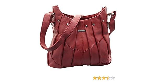 3731 black On Trend Ladies Leather Handbag Bag Latest Style