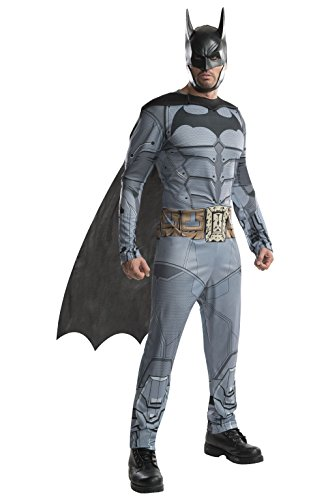 Rubie 's Offizielles Herren Batman Arkham Erwachsene 's Kostüm-Kleine (Batman Kostüm Für Erwachsene Kleine)