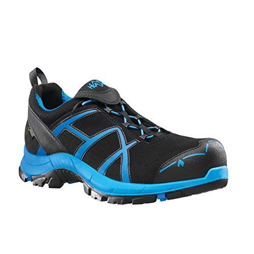 Chaussures de sécurité S3 Haix Gore-Tex ® Noir - Noir/bleu