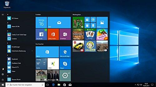 Ansicht vergrößern: Windows 10 Professional 32/64Bit Badge-Art® USB-Stick 100% Bootfähig mit Lizenzschlüssel