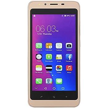 garsent 3G MóViles Y Smartphones Libres,5.0 Pulgadas Pantalla Completa con Pantalla HD Procesador-Dual Sim,2gb Ram + 16gb ROM-2.0Mp Dual HD ...