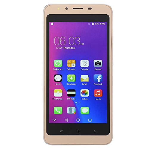 garsent 3G MóViles Y Smartphones Libres,5.0 Pulgadas Pantalla Completa con Pantalla HD...