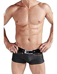 XUBA - Boxer - Homme noir Schwarz