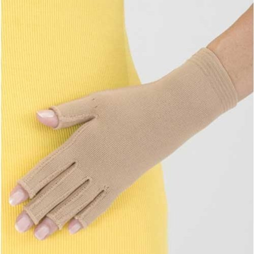 medi-mondi-esprit-full-finger-compression-gloves-caramel-size-ii-by-medi-usa