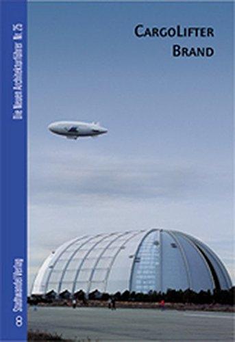 CargoLifter Brand: Deutsche Ausgabe