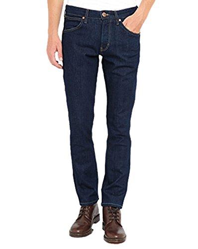 Wrangler Bostin, Jeans da Uomo, Blu (Indigo Rinse), W34/L34