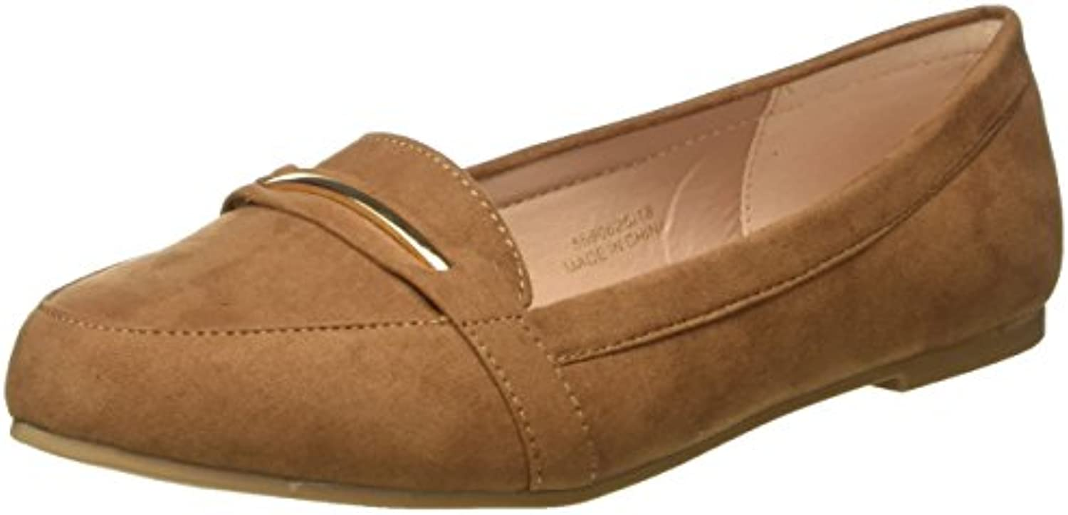 New Look Wide Fit-Jeffers, Mocasines para Mujer