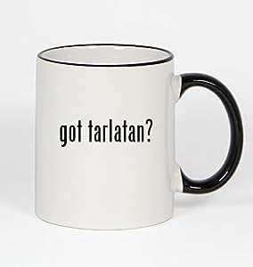 got tarlatan Cl? Tasse à Café Manche Noir