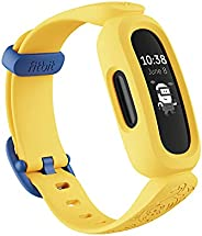 Fitbit Ace 3 Activity Tracker for Kids with Animated Clock Faces, Up to 8 days battery life & water resist