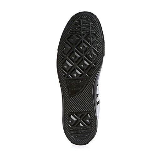Converse Noir M9160 Noir Ct As Hi Blanc - Blanc