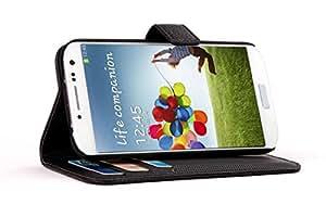 Supremery Sac Enveloppe pour Samsung Galaxy S4 Couverture Boîte étui avec fonction de rester debout