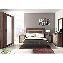 Muebles de dormitorio de matrimonio for Muebles tv amazon