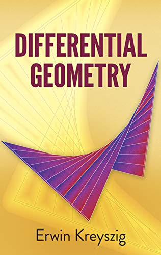 Differential Geometry (Dover Books on Mathematics) por Erwin Kreyszig