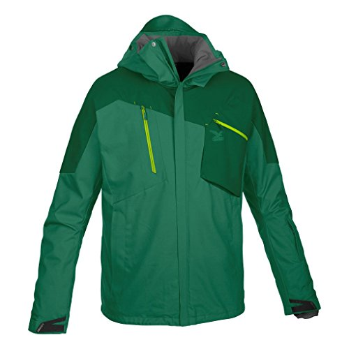 Salewa Valscura PTX/PRL M JKT Giacca Alpine Verde/5390/5100