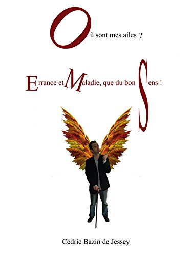 Où sont mes ailes ?: Errance et Maladie, que du bon Sens ! par bazin de jessey cedric