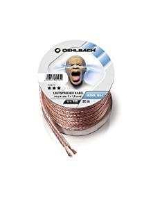 OEHLBACH 105 105-Cable para Altavoces estéreo, cobre (B000KZCUR6) | Amazon Products