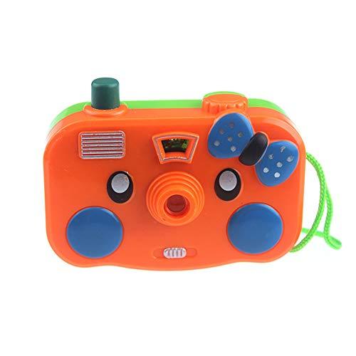 a-Spielzeug für Spielhaus Spiel Karikatur-Kinder Luminous Spielzeug für Kinder Kinder Erwachsene reizenden Geschenk-Partei-Festival-Zubehör (zufällige Farbe) ()