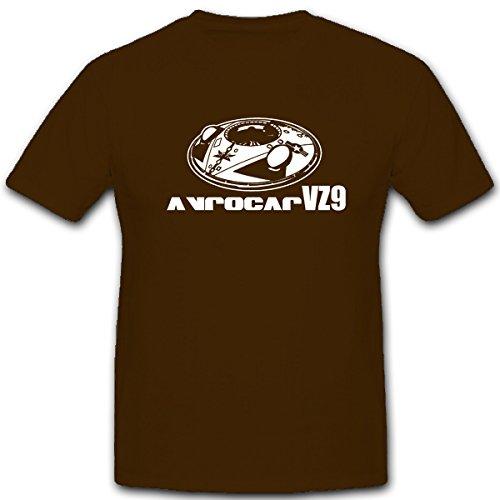 avro-canada-vz-de-9av-avrocar-us-air-force-army-project-silver-bug-ufo-prototipo-camiseta-4737-marro