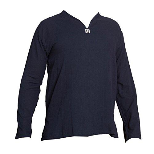 PANASIAM Shirt, K', NoButton, Blue, XL, longsl.