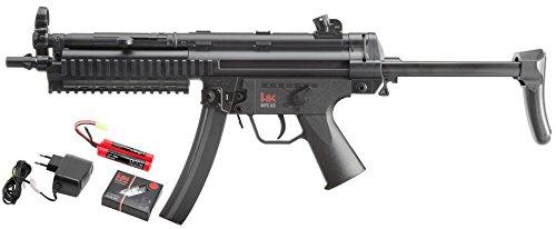 HECKLER & KOCH MP5 A5 RAS EBB Airsoft Gewehr, Schwarz, 465-655 mm