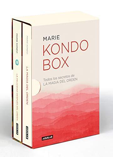 Todos los secretos del método KonMari (edición box: La magia del orgen | La felicidad después del orden) (Cuerpo y mente) por Marie Kondo