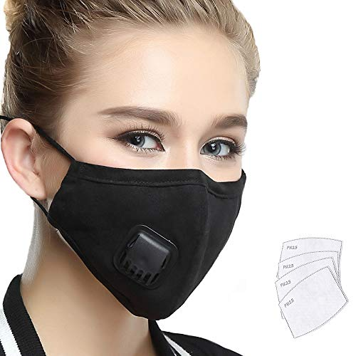 Lyanty Anti Pollution Mask Military Grade N99 Mask Washable