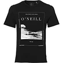 ONeill Frame Camiseta Manga Corta, Hombre, Negro out, L