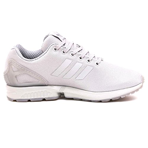 Adidas Zx Flux Synthetic Laufschuhe Grey