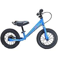 Kiddimoto Limited Edition Super Junior Max - Bicicleta (azul)