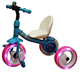 Amardeep Baby Tricycle With Light 5567 M...