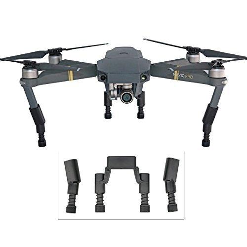 Anbee Améliorer Le Train d'atterissage Pieds d'atterrissage (Shock Absorb) pour DJI Mavic Pro Drone