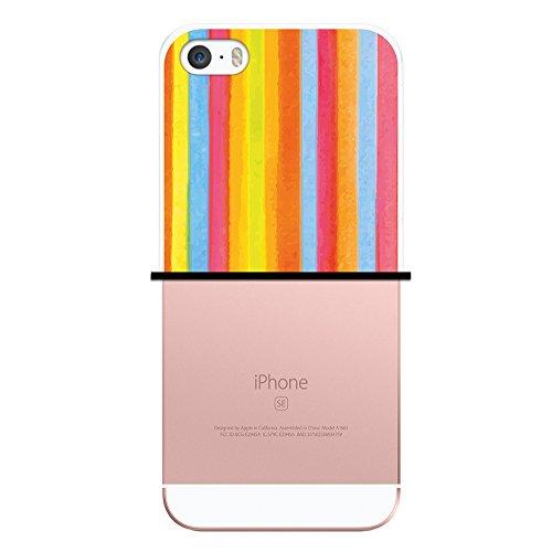 iPhone SE iPhone 5 5S Hülle, WoowCase Handyhülle Silikon für [ iPhone SE iPhone 5 5S ] Japanische Kunst Traditionelle Ornament Handytasche Handy Cover Case Schutzhülle Flexible TPU - Transparent Housse Gel iPhone SE iPhone 5 5S Transparent D0380
