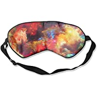 Eye Mask Eyeshade Rainbow Cloud Sleep Mask Blindfold Eyepatch Adjustable Head Strap preisvergleich bei billige-tabletten.eu