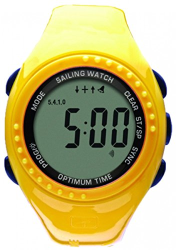Optimum Time OS Series 11 Ltd Edition Sailing Watch YELLOW 1125 Colour - Yellow