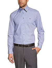 LERROS Herren Modern Fit Businesshemd PREMIUM LINE Hemd