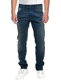 Raa Jeans Men's Slim Fit Jeans Raa019 Blue