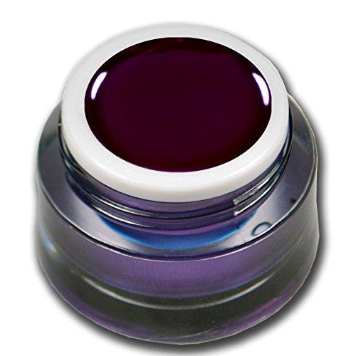 Premium Farbgel Colorgel gel UV 5 ml Dark Viola RM...