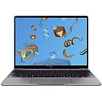 "Huawei MateBook 13 Notebook, Full HD 13"", Intel Core i5-8265U, Sensore Impronte, RAM 8 GB, SSD 256 GB, Intel HD Graphics 620, Dolby Atmos, Windows 10 Home, Grigio"