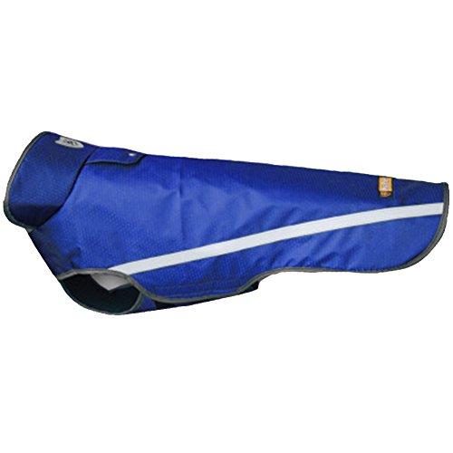 Treat Me Abrigo para Perro Ropa Chaqueta para Perro Grande Ropa para Resistir Lluvia Chubasquero de Verano Azul XL