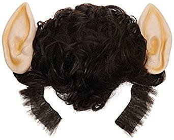 Halloween Men's Werewolf Wig