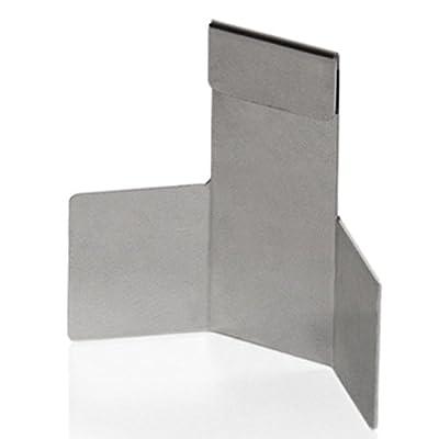 Petromax Feuerbox 4 Stück für fb2 Füße, Silber, fb 2 von RELGV #Relags auf Outdoor Shop