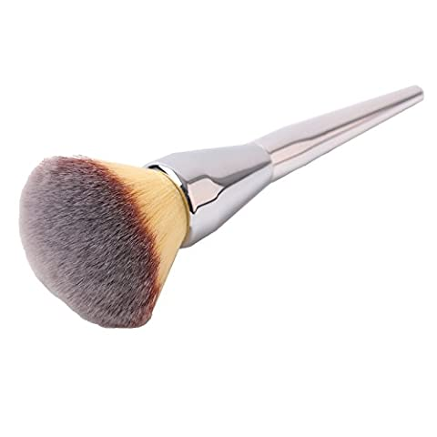 Powder Brush, Tinabless Large Makeup Brush Foundation Face Blush Loose Powder Brushes Cosmetic Tool