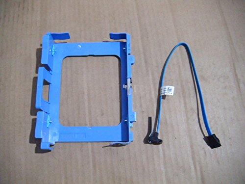 """Dell 3040 5040 7040 3050 5050 7050 3060 5060 7060 SFF 3.5 Precision 3420 Hard Drive Bay Caddy HDD Bracket Festplatte Bucht Caddie Rahmen Halterung Klammer H8V8K 1B5146200-600 (Bracket/Install 3.5 """")"""