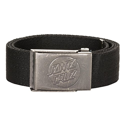 Cintura Santa Cruz: Belt Blackout Black BK