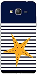 Snoogg Starfish Nautica Case Cover For Samsung Galaxy Grand Duos 2 G7106