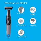 Philips Men's grooming combo - Trimmer (Durapower) & Body Grooming (Showerproof)
