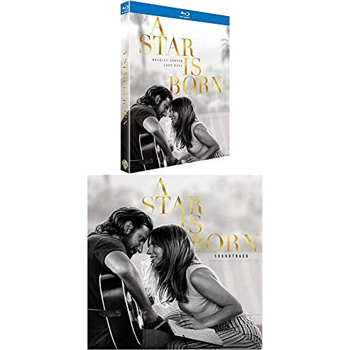 A Star is Born : Offre Spéciale le film en Blu-ray + le CD...